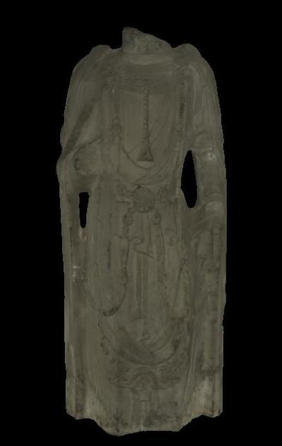 唐菩萨石造像