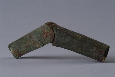 西汉铜构件