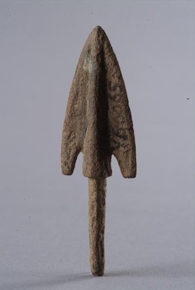 西汉铜箭头
