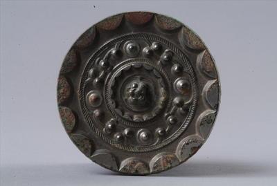 西汉星云纹铜镜